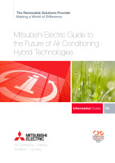 The Future of Air Conditioning - Hybrid Technologies CPD Guide cover image