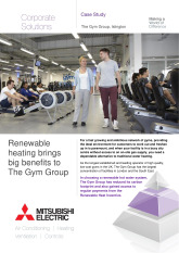 The Gym Group, Commercial Heating, London cover image