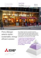 Pret a Manger, City Multi VRF, London cover image