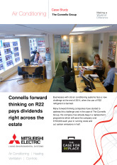 The Connells Group, City Multi VRF & Mr Slim Splits Systems, Nationwide cover image