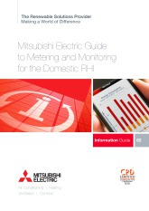 Metering & Monitoring for the Domestic RHI CPD Guide cover image