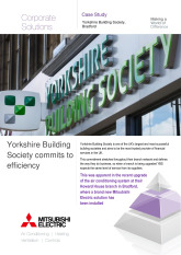 YBS, Air Handling Units, West Yorkshire cover image