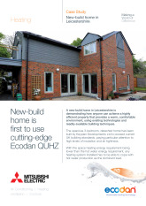 New Build Home, Leicestershire cover image