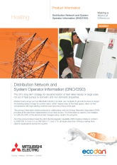 Distribution Network & System Operator Information Sheet (DNO/DSO) cover image