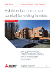Ronald McDonald House Charity, Hybrid VRF, London cover image