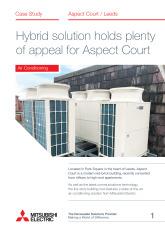 Aspect Court, Hybrid VRF, Leeds cover image
