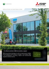 SBB Accountants, Hybrid VRF, Loppen, Belgium cover image