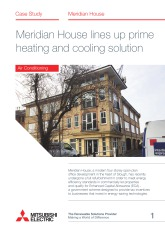 Meridian House, City Multi VRF (R2 Series), Berkshire cover image