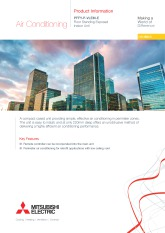 PFFY-P20-63VLEM-E Product Information Sheet cover image