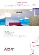PLA-SM71-140EA R410A Inverter Product Information Sheet cover image