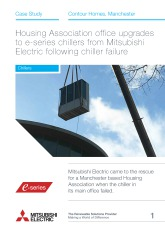 Contour Homes, e-series Chiller, Manchester cover image