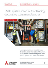 Ciret Ltd, Hybrid VRF, Hampshire cover image