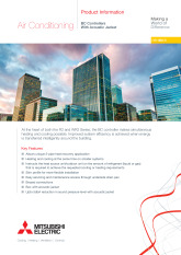 BCControllers with Acoustic Jacket Product Information Sheet cover image