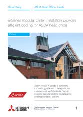 ASDA, e-series Chiller, Leeds cover image