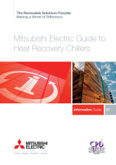 Heat Recovery Chillers CPD Guide cover image