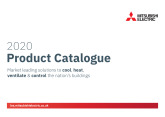 2020 Product Catalogue cover image