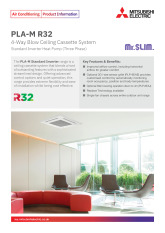 PLA-M-R32 Three Phase Product Information Sheet  cover image