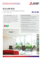 PLA-SM-R32 Inverter Product Information Sheet  cover image