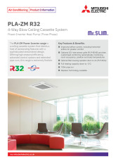 PLA-ZM-R32 Three Phase Product Information sheet  cover image