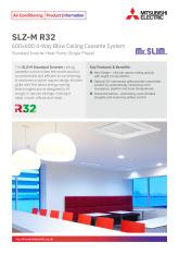 SLZ-M R32 Standard Inverter Product Information Sheet   cover image
