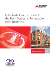 The Non-Domestic Renewable Heat Incentive CPD Guide cover image