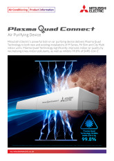 Plasma Quad Connect Product Information Sheet cover image