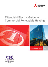Commercial Renewable Heating CPD Guide cover image