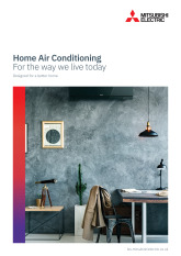 Residential Air Conditioning Brochure cover image