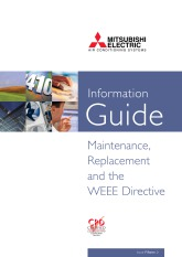 2007 - Maintenance Replacement and the WEEE Directive CPD Guide cover image
