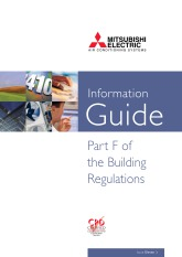 2006 - Part F of the Building Regulations CPD Guide cover image
