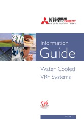 2005 - Water Cooled VRF Systems CPD Guide cover image
