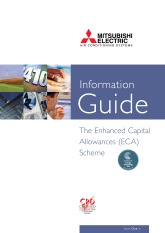 2008 - The Enhanced Capital Allowances (ECA) Scheme CPD Guide cover image