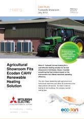 Tuckwells Tractor Showroom, Essex cover image