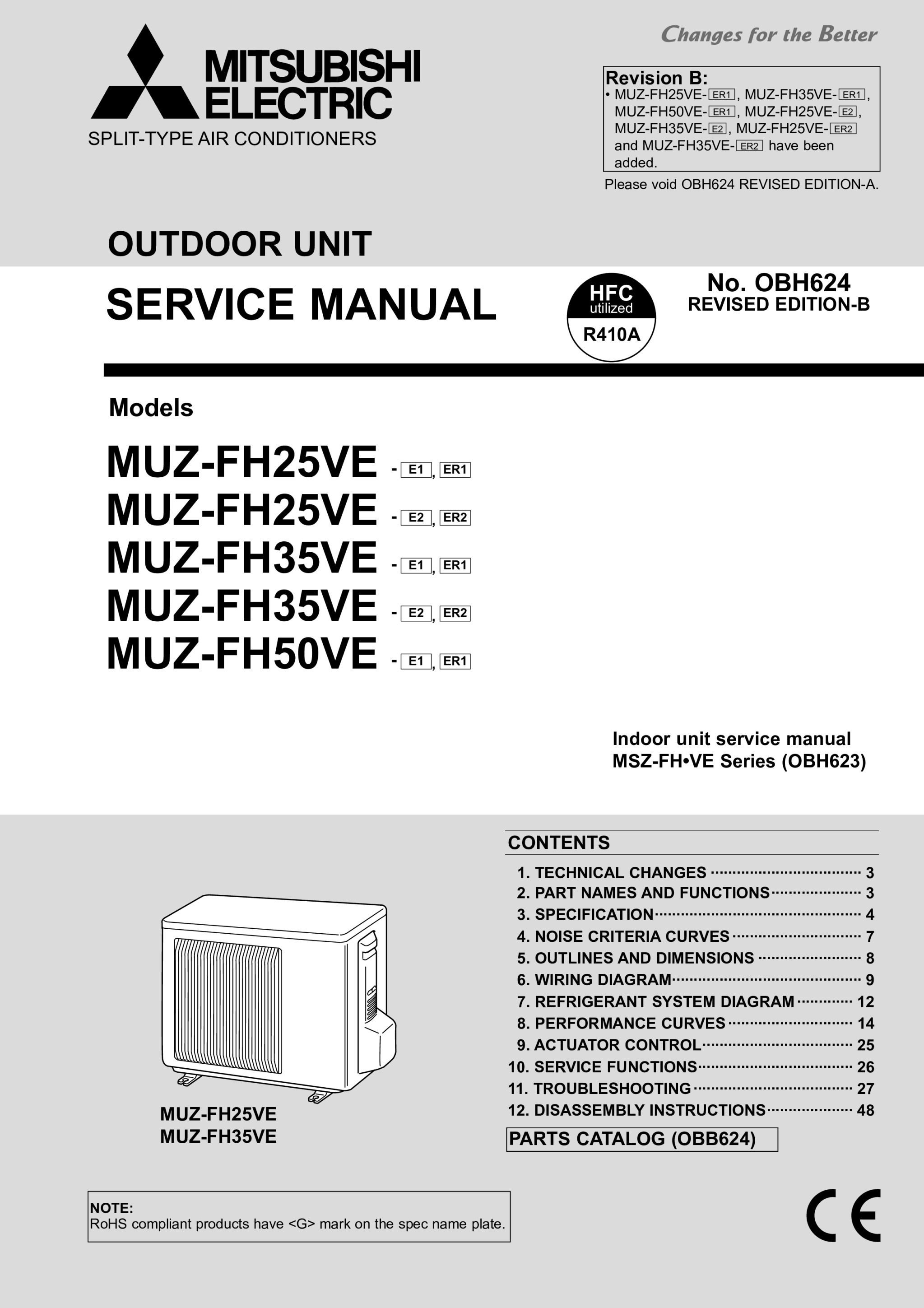 muz fh25 35 service manual obh624b mitsubishi electric rh library mitsubishielectric co uk mitsubishi electric mr. slim owners manual mitsubishi electric vrf service manual