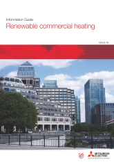 Renewable Commercial Heating CPD Guide cover image