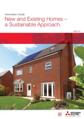 New and Existing Homes - a Sustainable Approach CPD Guide cover image