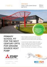 Ysgol T Llew Jones School, Wales cover image