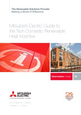The Non-Domestic Renewable Heat Incentive (RHI) CPD Guide cover image